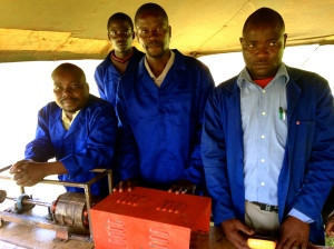 These guys bring low-cost electricity to villages in the north of Malawi