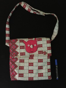 Scary Monster Purse